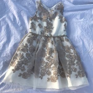 NWOT Rare Editions party dress